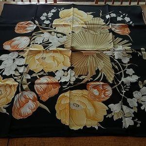 Brand new Salvatore Ferragamo 100% silk scarf